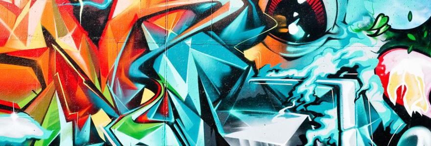 graffitis des murs